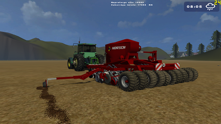 HORSCH Seeder BETA